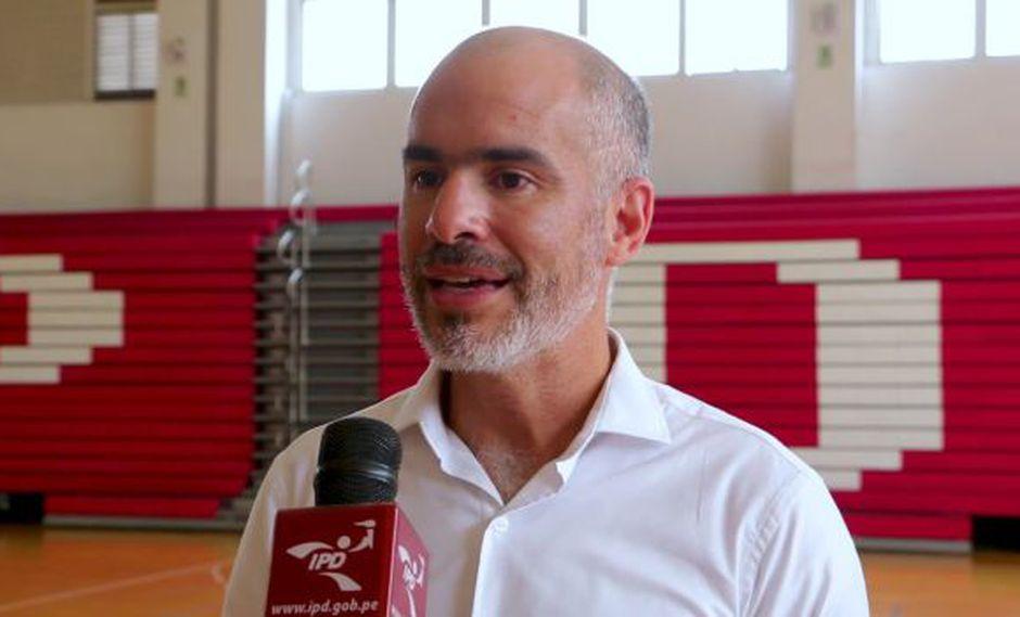 Sebastián Suito se pronunció sobre el retiro de apoyo de 147 deportistas. (Foto: IPD)