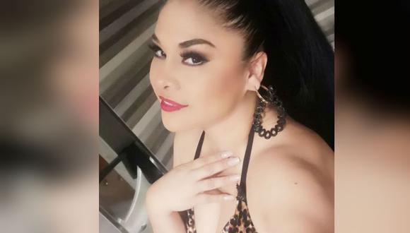 Yolanda Medina es la nueva víctima de la delincuencia.