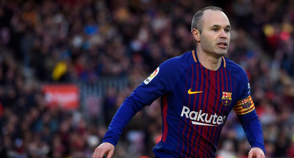 Andrés Iniesta abandonaría Barcelona y se iría a China por este sueldo multimillonario, según prensa