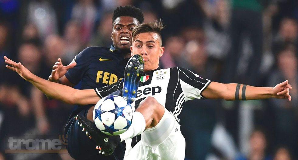 Paulo Dybala corre riesgo de quedar fuera de la Champions League  por esta razón