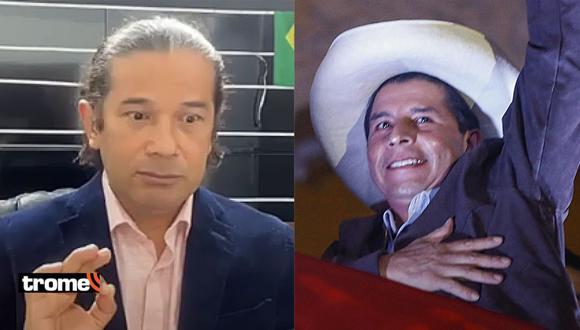 """Reinaldo Dos Santos cambia su predicción: """"Pedro Castillo será el presidente del Perú"""""""