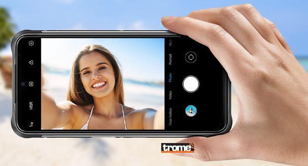 Marca china Umidigi llega al Perú con tres modelos de teléfonos celulares que hasta miden la temperatura.