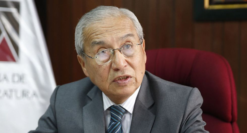 Pedro Chávarry asumirá el cargo de fiscal de la Nación este viernes 20 de julio. (USI)