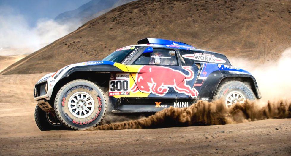 Pilotos españoles favoritos para ganar Dakar fueron tragados por las dunas peuanas