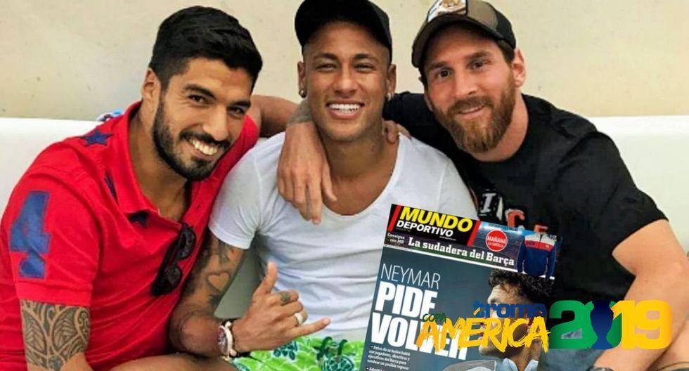 Neymar no estará feliz con las palabras de este directivo de Barcelona