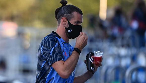 Gareth Bale tiene grandes opciones de volver a Tottenham. (Foto: AFP)