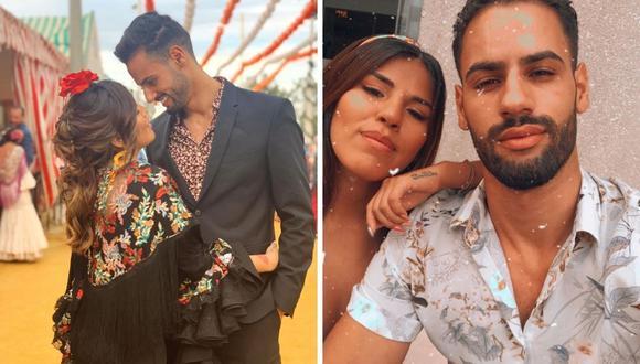 """Isa Pantoja y Asraf Beno se conocieron hace dos años en el reality """"Gran Hermano VIP"""". (Foto: Instagram / @isapantojam)."""