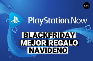 Black Friday vuelve a PlayStation Now un buen regalo