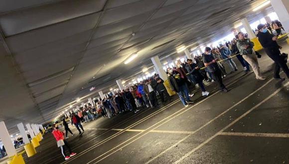 Miles de peruanos cumplieron con su deber en estas elecciones en Nueva Jersey. (Foto: Facebook Rosa Franco)