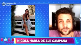 Nicola Porcella contó que Ale Campaña siempre 'lo choteaba' | VIDEO