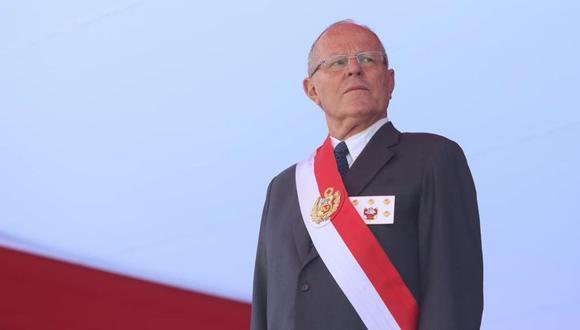 PPK tras escándalo de Odebrecht (ANDINA)