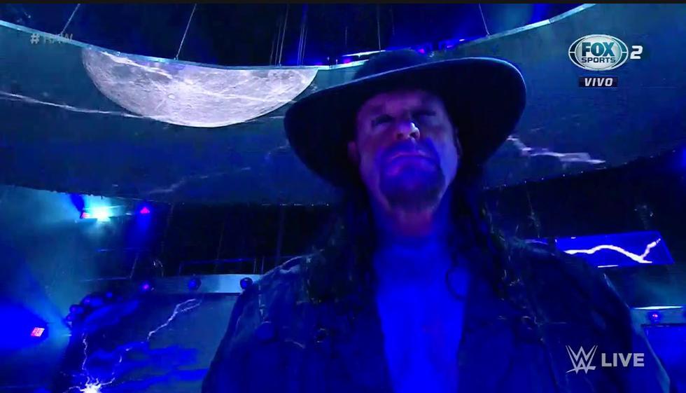(Captura WWE/Fox)