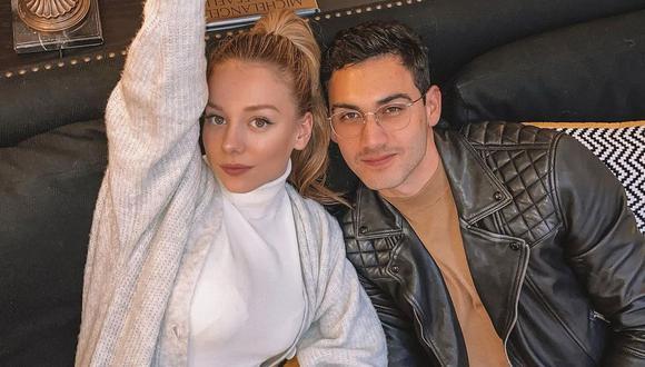 Ester Expósito se pronuncia en Instagram luego que revista TVNotas se refirió a su relación con el actor Alejandro Speitzer. (Foto: @ester_exposito).