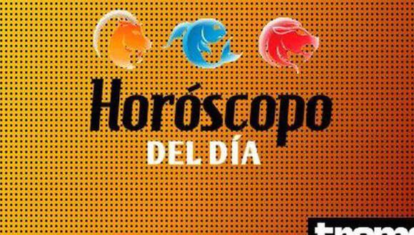 Horóscopo de Trome para hoy 01 de Febrero.