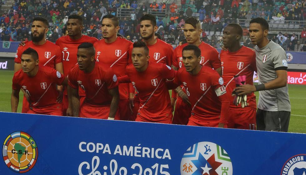 La selección peruana tiene un jugador que aparece en todos los álbumes oficiales de la Copa América. (Foto: Archivo GEC)