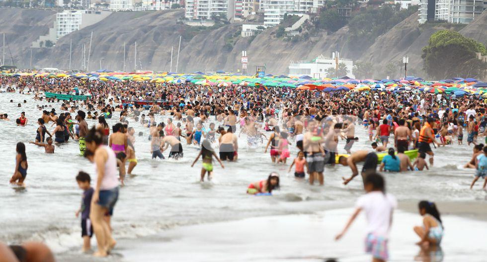 Ojo a las playas de Lima aptas para darse un chapuzón este fin de semana