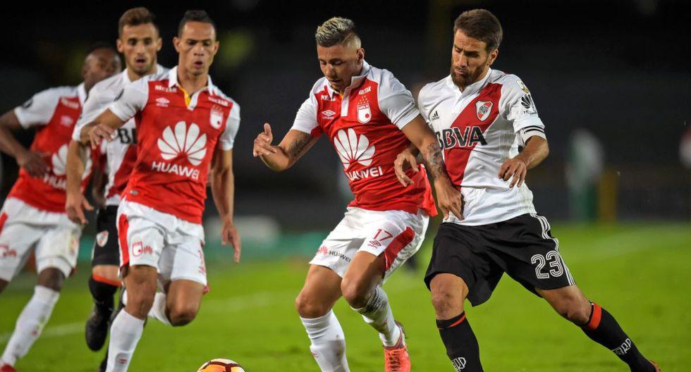 River Plate vs Santa Fe: En El Campín por la Copa Libertadores