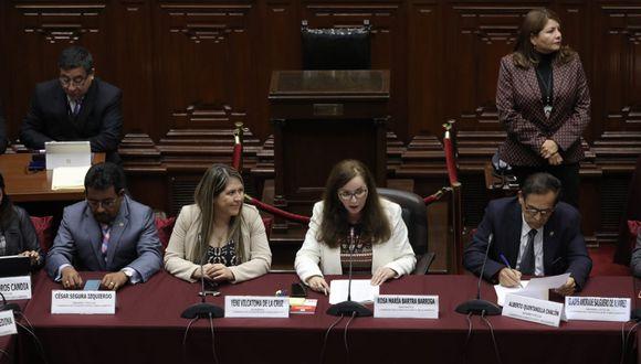 El último domingo Fuerza Popular realizó elecciones internas y no incluyó en su lista ni a Bartra ni a Vilcatoma. (Foto: GEC)