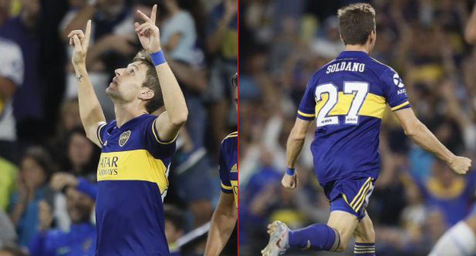 Boca Juniors vs Atlético Tucumán: Gol de Soldano por la Superliga argentina