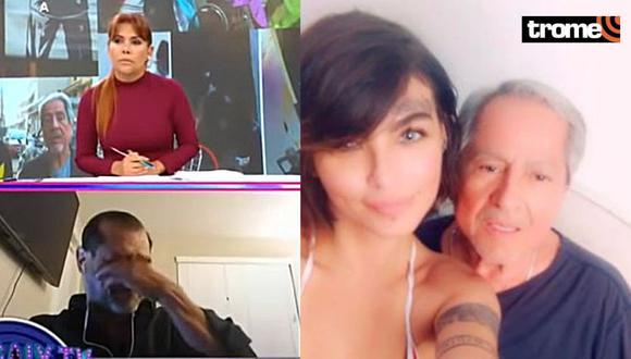 Angie Jibaja: hijo de Ricardo Márquez llora y pide arresto domiciliario para su padre