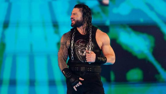 Más detalles de la ausencia de Roman Reigns en Wrestlemania 36. (Foto: WWE)