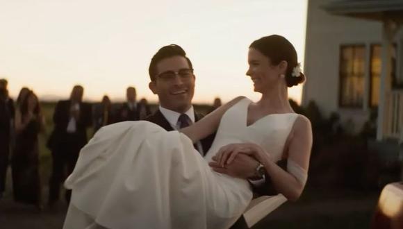 """""""Superman & Lois"""" liberó un nuevo tráiler que muestra escenas inéditas de la nueva serie del Hombre de acero. (Foto: Captura de video)"""
