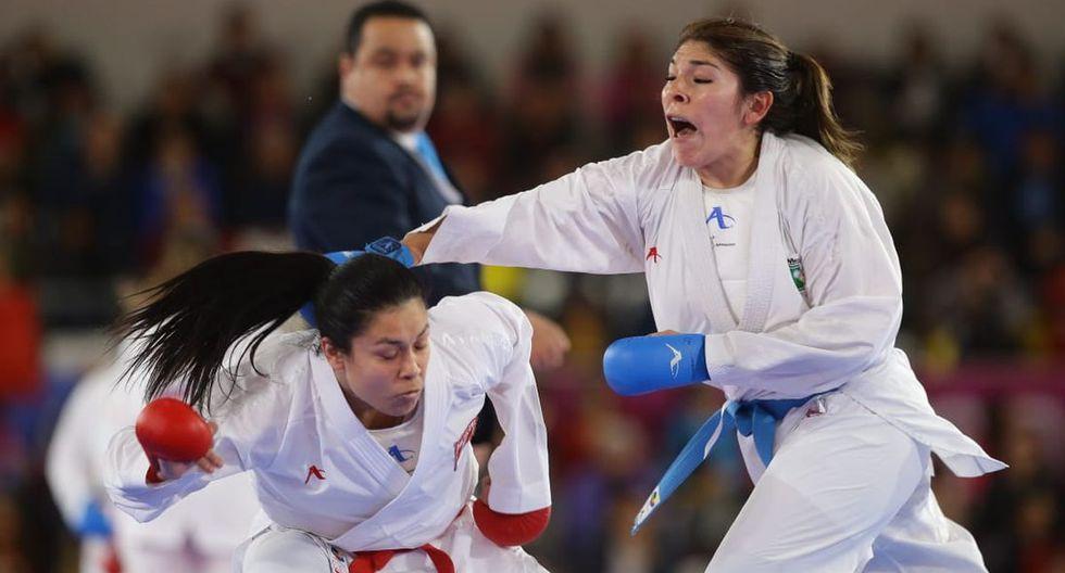 Perú sumó medalla de bronce en Karate: Peruana Isabel Aco logró el podio en los Panamericanos