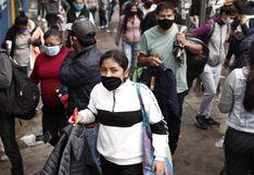 """""""En Lima                         Metropolitana estamos descendiendo en la curva                         de contagios"""", asegura especialista del Minsa"""