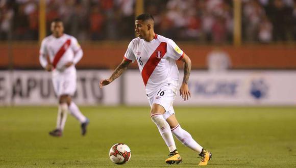 Sergio Peña fue convocado por Ricardo Gareca a la Selección Peruana. (Foto: GEC)