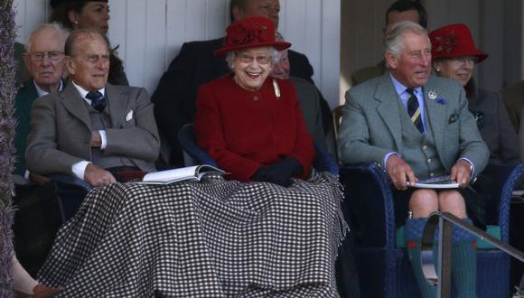 Felipe falleció el pasado viernes a los 99 años, de los cuales 73 los vivió al lado de la reina Isabel II. (Foto: Reuters)