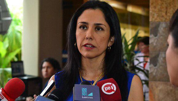 El abogado de Nadine Heredia afirmó que su patrocinada recibe S/4,500 como integrante del Comité Ejecutivo Nacional del Partido Nacionalista. (Foto: GEC)