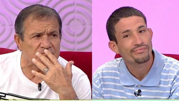 Miguel Barraza acudió a Andrea Llosa en busca de su ayuda para su hijo Roberto. (Captura ATV)