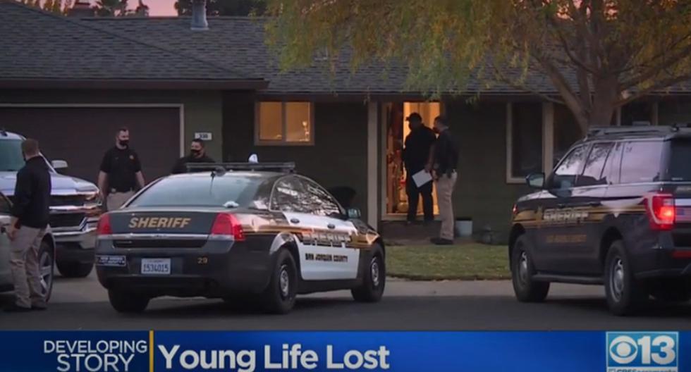 El pequeño estaba en una clase de Zoom de sexto grado de la escuela primaria Woodbridge cuando se pegó un tiro. (Captura de video/YouTube).