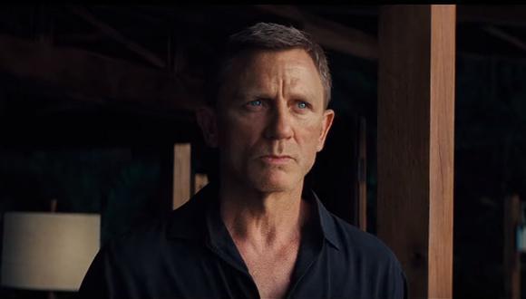 """James Bond atrasa el estreno de """"No Time To Die"""" hasta el 2021. (Foto: Captura de YouTube)"""
