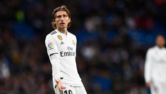 Luka Modric también tiene una oferta del Inter de Milán (Foto: AFP).