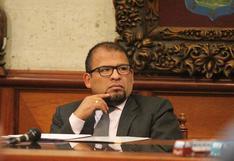 Omar Candia, alcalde Arequipa, retoma funciones tras vencer al coronavirus