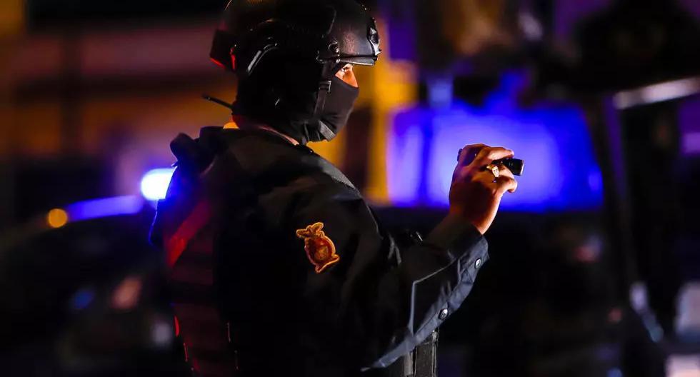 Una agente de policía mexicano. (RASHIDE FRIAS/AFP).