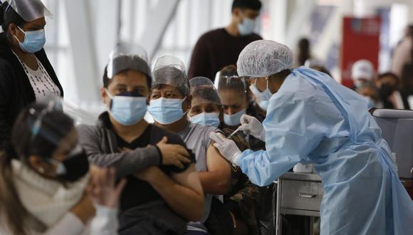 La sexta vacunatón se inicia hoy sábado 28 de agosto. (Foto: @photo.gec)