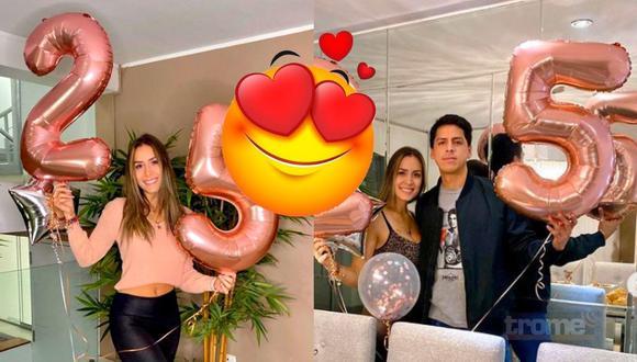 Daniela Butrón confirma romance con Mauricio López (Foto: Instagam)