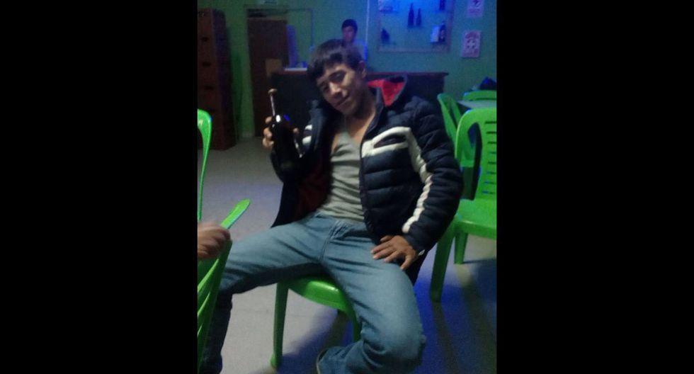 Esneider Estela Terrones es el principal sospechoso del intento de feminicidio de Juana Mendoza Alva. Foto: Cajamarca Reporteros
