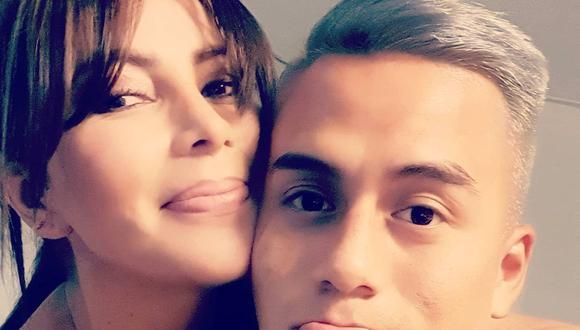 Cantante colombiana cuenta que su romance con futbolista marcha muy bien