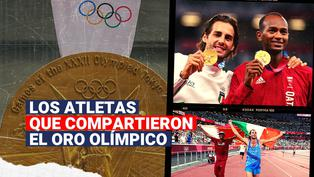 Tokio 2020: la increíble historia de Barshim y Tamberi, los atletas que compartieron la medalla de oro