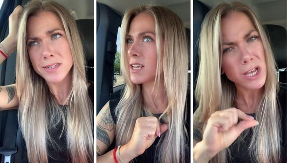 Lisa Tranel ha ganado muchos seguidores por su supuesto parecido con Jennifer Aniston. (Foto: @she_plusthree   TikTok)