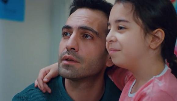 Esta telenovela es protagonizada por Bugra Gülsoy y Beren Gökyildiz, en los roles de padre e hija, quienes se han ganado rápidamente el cariño del público (Foto: Med Yapım)