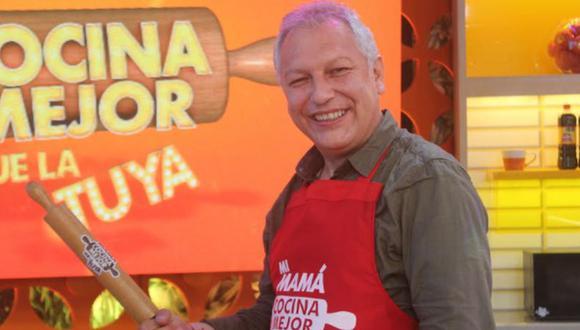 Gunter Rave estará en 'Mi mamá cocina mejor que la tuya'. (Difusión)