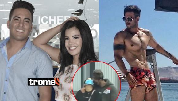 Estrella Torres olvida por completo a Tommy Portugal con modelo. Foto: Instagram