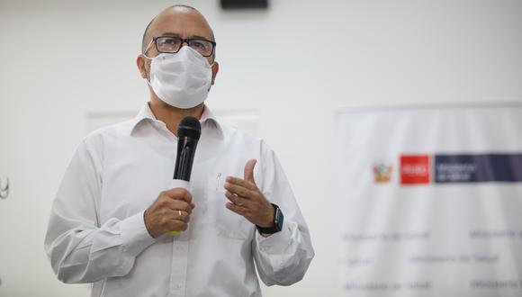 Víctor Zamora consideró que Pedro Cateriano falló en comunicar las nuevas acciones para mitigar el avance del COVID-19 . (Foto: GEC)