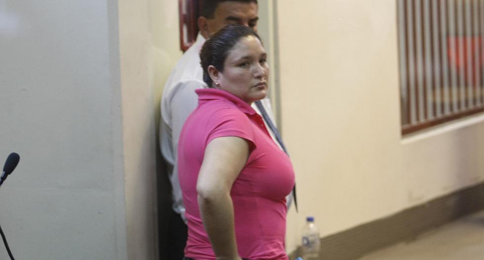 Abogado de Abencia Meza asegura que su defendida no fue procesada por instigación. (Foto: GEC)