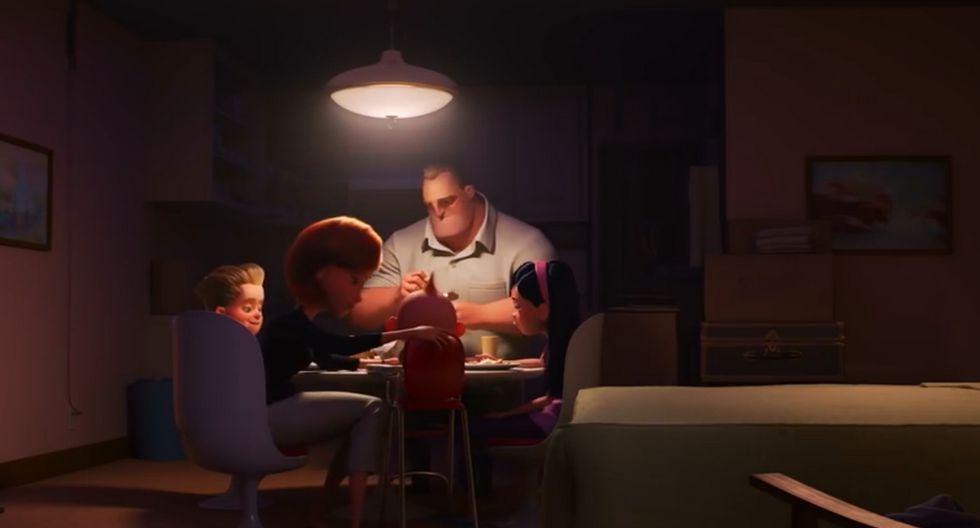 Los Increíbles 2 - Capturas de pantalla