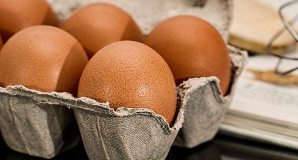 Un huevo tiene 13 vitaminas esenciales y minerales en cantidades variables, proteínas de alta calidad y antioxidantes, todos en 70 calorías. (Foto: Pixabay)